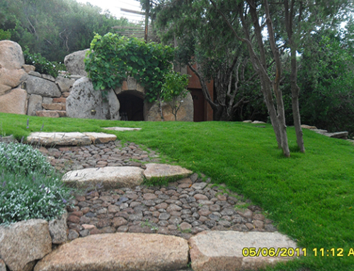 Prato pronto comune di Porto Cervo (OT) – Villa residenziale