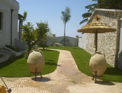 Prato pronto comune di Cagliari (CA) – Villa residenziale EN