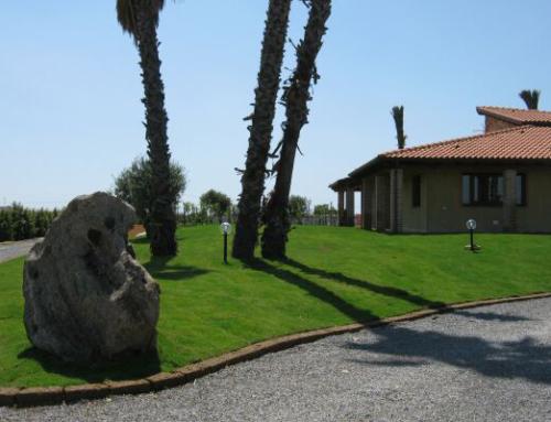Prato pronto comune di Assemini (CA) – Fabbricato residenziale