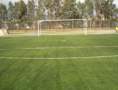 Campo sportivo da calcio comune di Domusnovas (CI) – Ristrutturazione