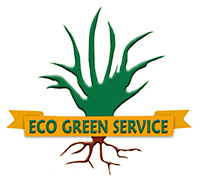 Eco Green Service Logo